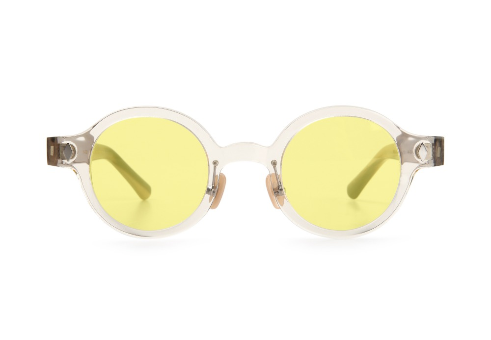 MOTIVER YELLOW CRYSTAL COMBI + Tinted lenses